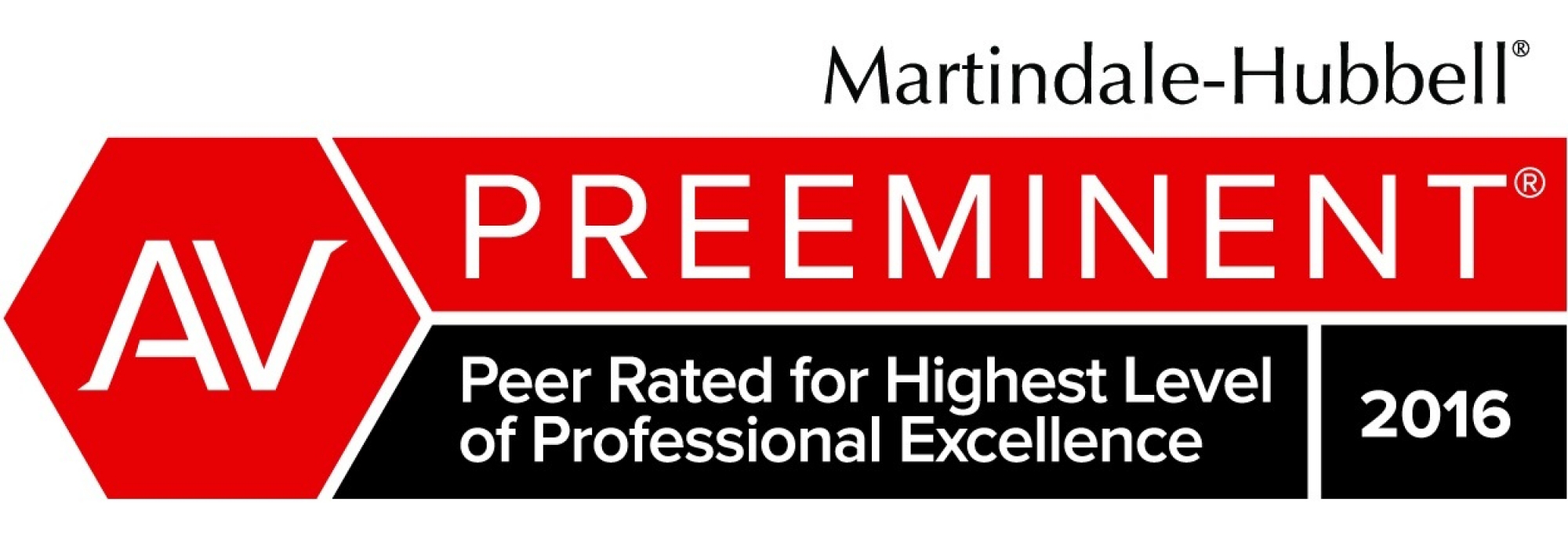Image of AV Preeminent Logo